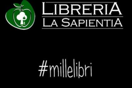 #millelibri la rubrica letteraria della Libreria La Sapientia
